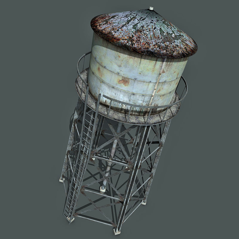 water tower max
