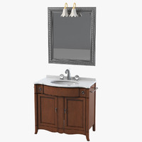Eurodesign Bathroom Furniture Set