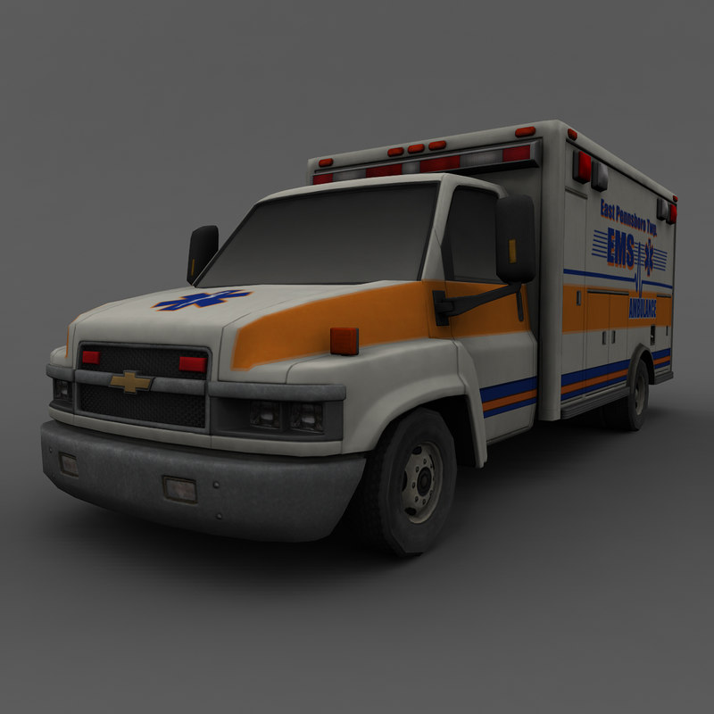 maya chevrolet ambulance