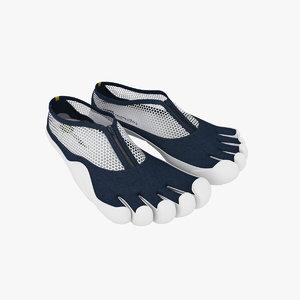 3d max vibram fingers shoes