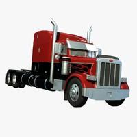 388 truck long frame lwo