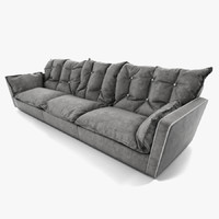 Baxter Sorrento Sofa (Three Seater)