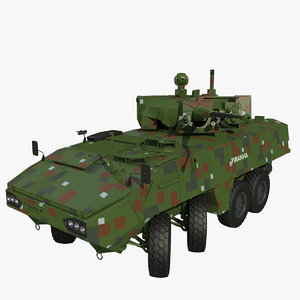 max armored piranha iii c