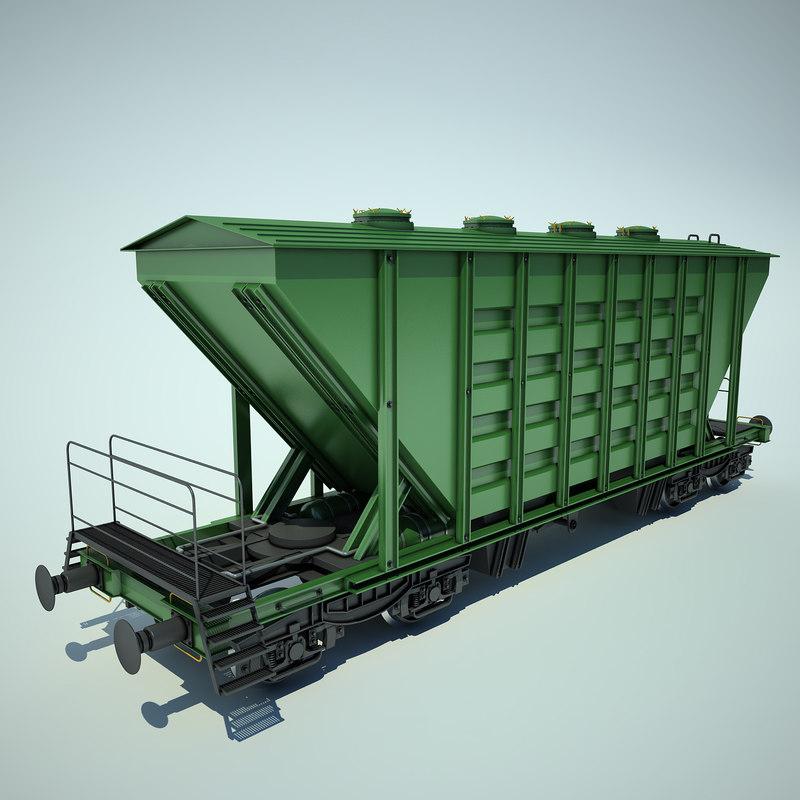 max freight wagon