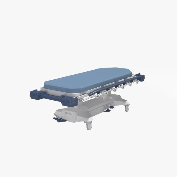 max stryker medical stretcher