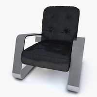 chair estate 3d max