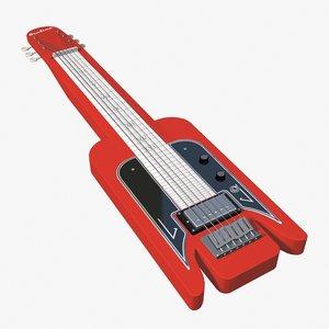 max lap steel guitar