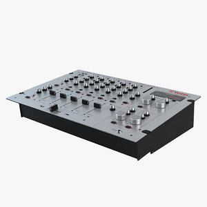 mixer pmc 500 3d model