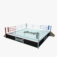 Boxing Ring 02