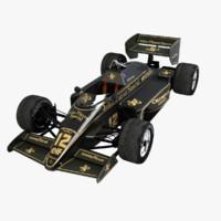 1985 Formula 1 Lotus97T