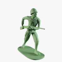 Toy Soldier 8