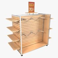 Retail Fixture 05