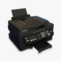 Epson Printer WF2520