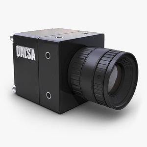 3ds max camera falcon