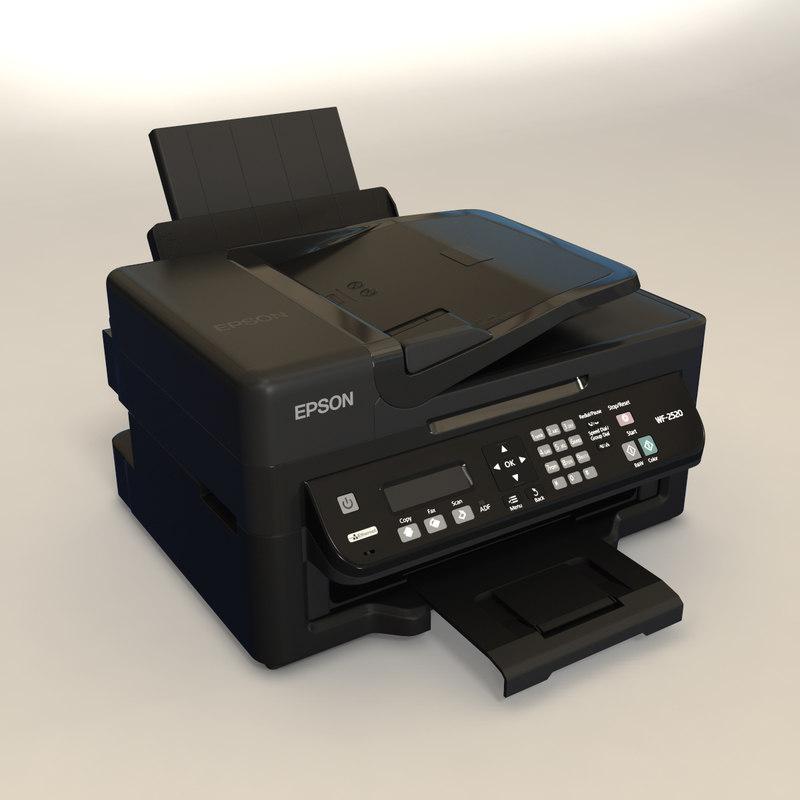 3d epson printer