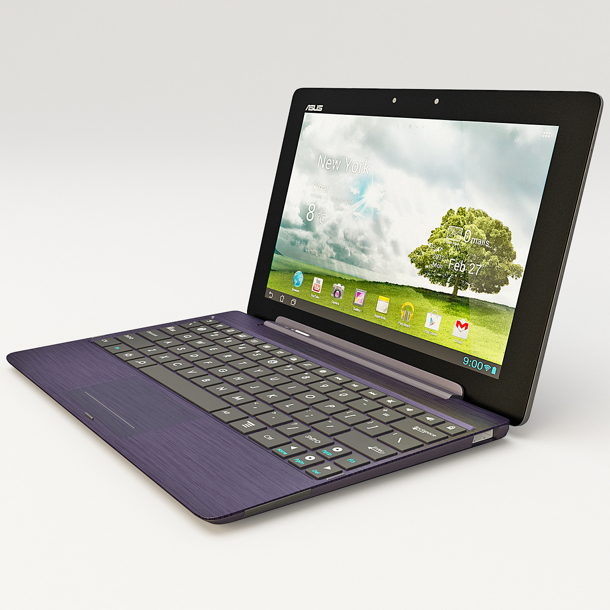 3d tablet asus transformer pad model