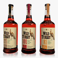 Wild Turkey Bourbon Set