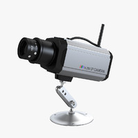 CCTV IP Security Protection Camera