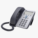 office phone 3D models