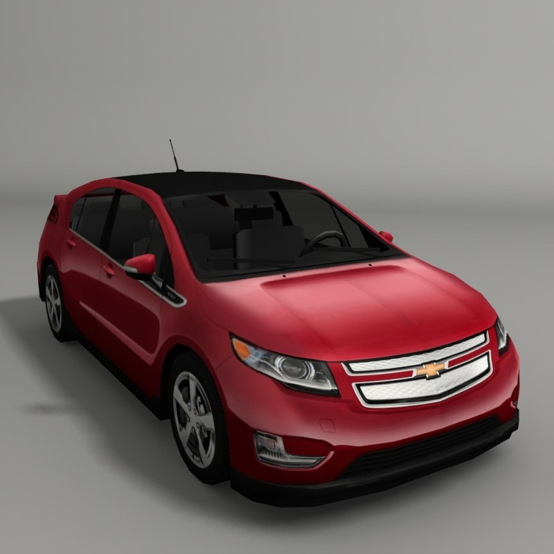 chevrolet volt 3ds