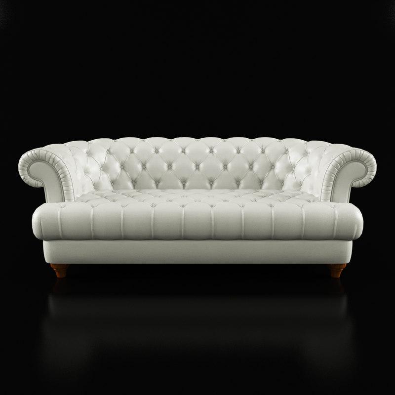 lisette sofa obj
