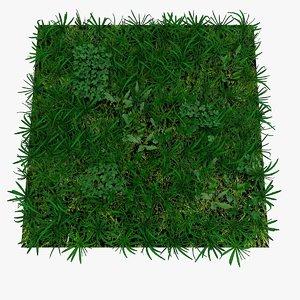 grass 04 c4d