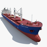 Bulk Ship Handy Wind