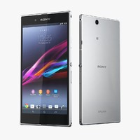 3d model sony xperia ultra