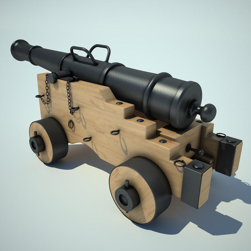 max cannon artillery