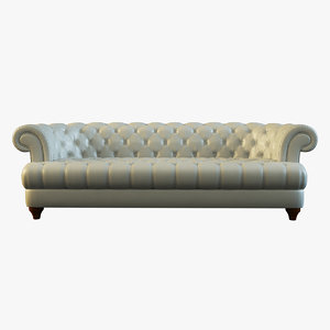 max lisette 3-seat sofa