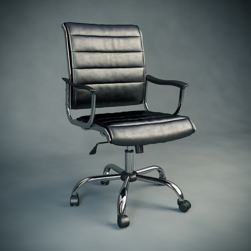 3d max office chair ch-994axns