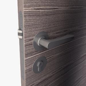 obj handle door knob