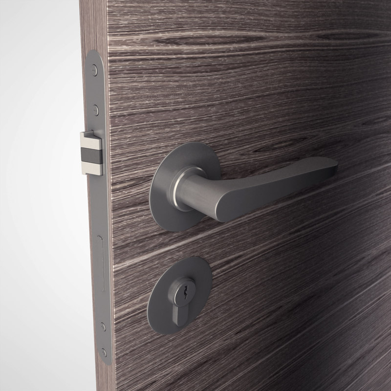 obj handle door knob