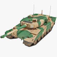 Japan Main Battle Tank Type 90