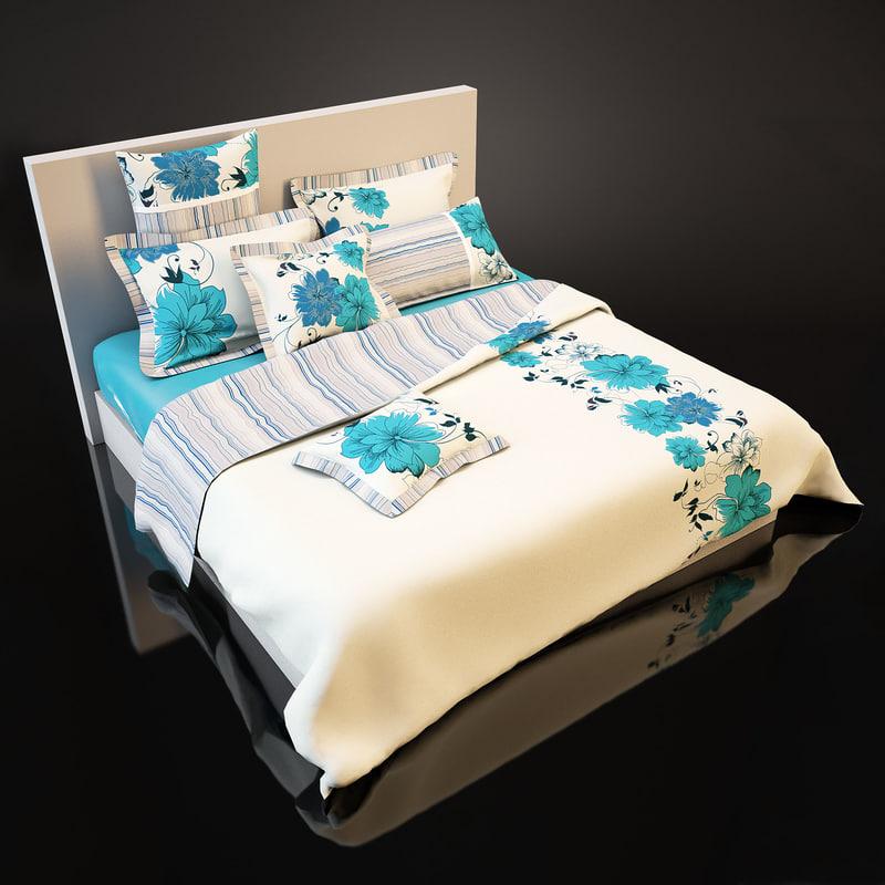 max bedcloth bed