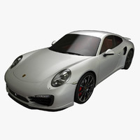 Porsche 911 Turbo S (2014)