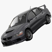 Mitsubishi Lancer Evolution 9 MR 2007