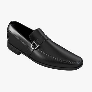 loafer shoes 3d model