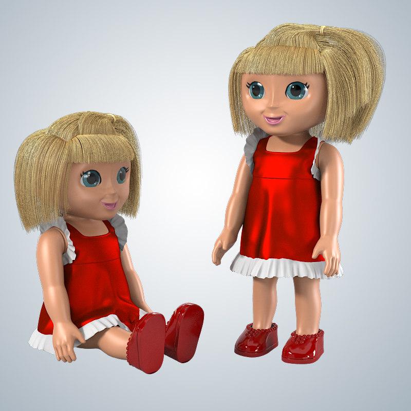 toy doll set max