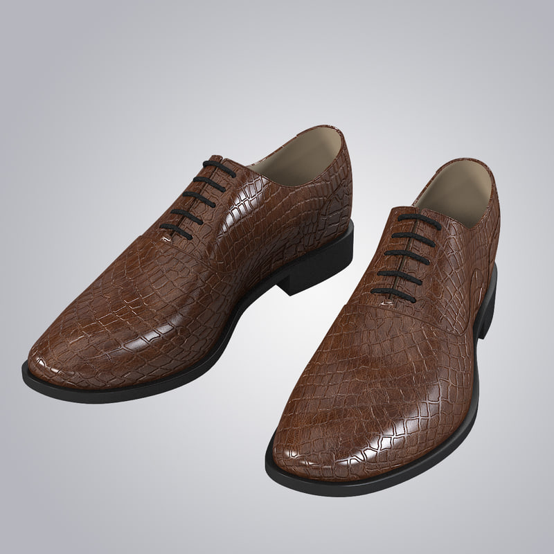 leather shoes max