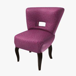nobilis lunch chair 3d max