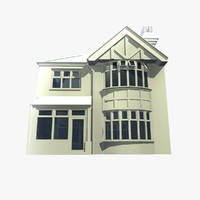 British 2 Story Detached House Unit 9