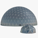 Geodesic Dome 3D models