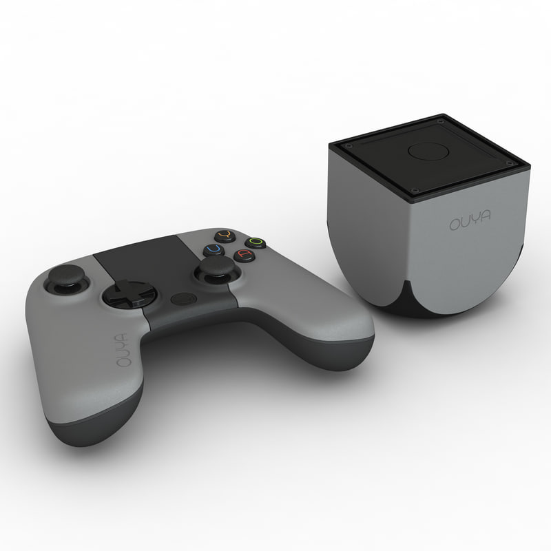 max console ouya