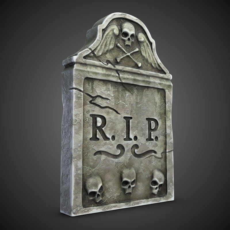 gravestone 2 3d 3ds