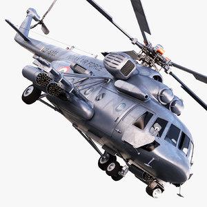 mi-17 v5 helicopter 3d 3ds