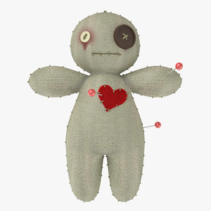 voodoo doll 3d 3ds