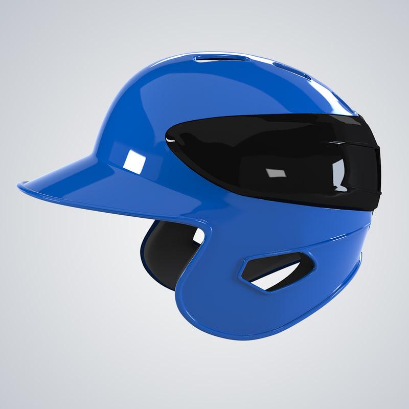 b baseball safety helmet sport hat mask shield sport  head0001.jpg