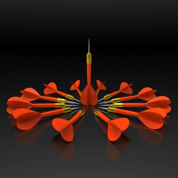 dart arrow 3d 3ds