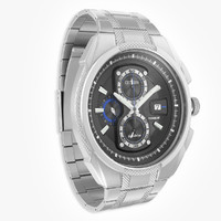 citizen watch super titanium 3d max